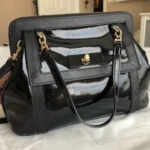 🌟relisted🌟 Patent leather Kate Spade bag